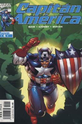Capitán América Vol. 4 (1998-2000) #4
