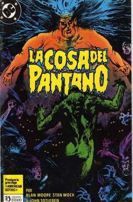 La Cosa del Pantano (1989) #3