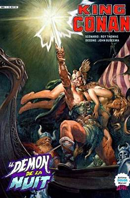 King Conan (Broché) #2