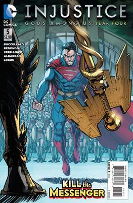Injustice: Gods Among Us: Year Four (Comic-Book) #5