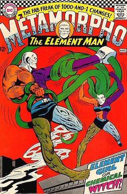 Metamorpho (Vol. 1 1965-1968) (Comic Book) #13