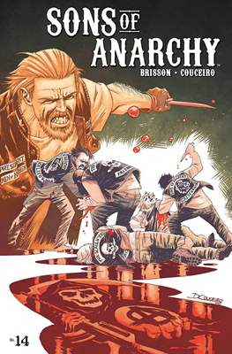 Sons of the Anarchy (Grapa) #14
