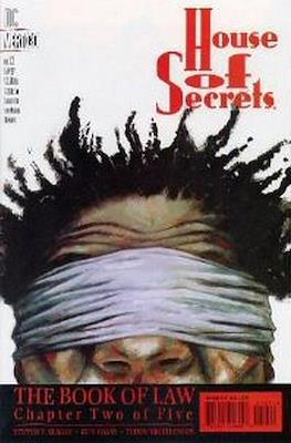 House of Secrets Vol 2 (Grapa) #12
