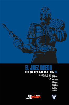 El Juez Dredd: Los Archivos Completos (Rústica 240-336 pp) #4