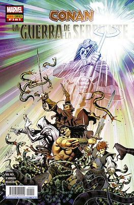Conan: La Guerra de la Serpiente (Grapa) #3