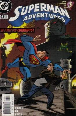 Superman Adventures (Comic-book) #43