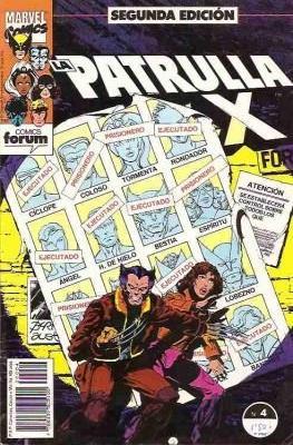 La Patrulla X Vol. 1. 2ª edición (1992-1995) (Grapa. 32 páginas.) #4