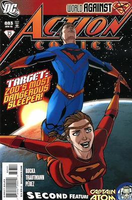 Action Comics Vol. 1 (1938-2011; 2016-) #883