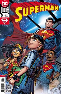 Superman Vol. 4 (2016-... Variant Covers) (Grapa) #39