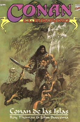 Conan el Bárbaro. Novelas graficas (Rústica 48-64 pp) #6