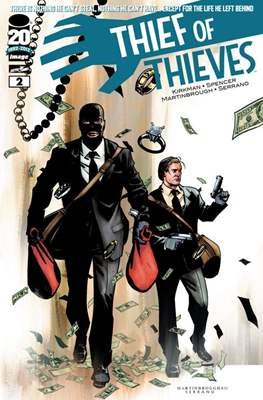 Thief of Thieves (Comic-book) #2