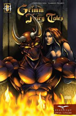 Grimm Fairy Tales (Comic Book) #44