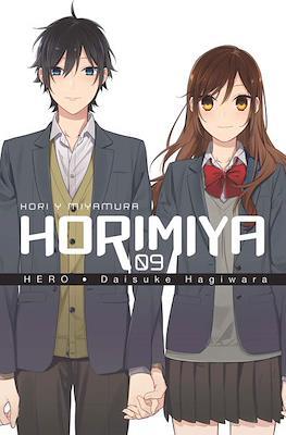 Horimiya (Rústica con sobrecubierta) #9