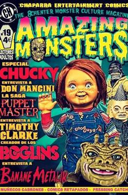 Amazing Monsters (Grapa) #19
