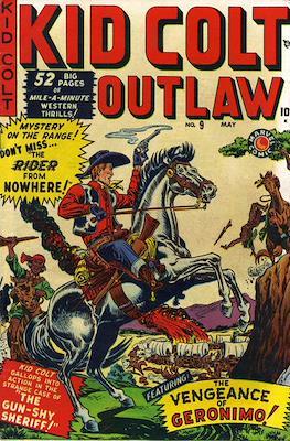 Kid Colt Outlaw Vol 1 #9