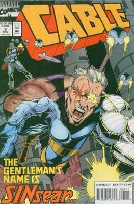Cable Vol. 1 (1993-2002) #5