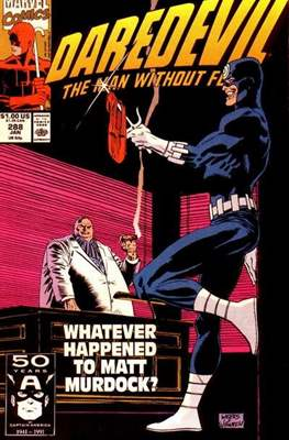 Daredevil Vol. 1 (1964-1998) (Comic Book) #288