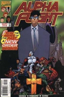Alpha Flight Vol. 2 (1997-1999) (Comic Book) #14