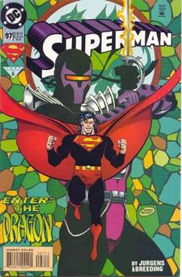 Superman Vol. 2 (1987-2006) (Comic Book) #97