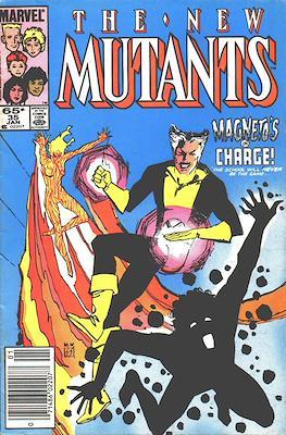 The New Mutants (Grapa) #35