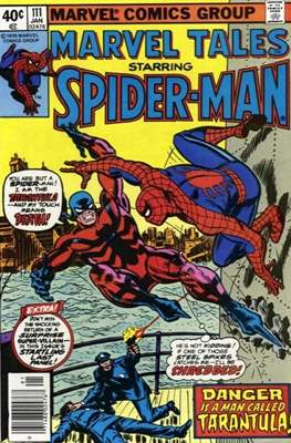 Marvel Tales (Comic Book) #111