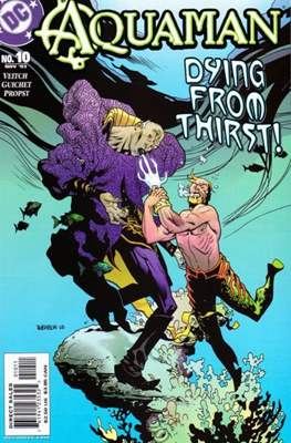 Aquaman Vol. 6 / Aquaman: Sword of Atlantis (2003-2007) #10
