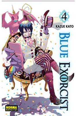 Blue Exorcist #4