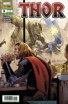 Thor / El Poderoso Thor / Thor - Dios del Trueno / Thor - Diosa del Trueno / El Indigno Thor (2011-) #115/8