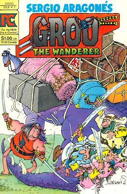 Groo The Wanderer Vol 1 (1982-1984) (Grapa) #3