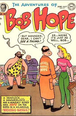 The adventures of bob hope vol 1 #21