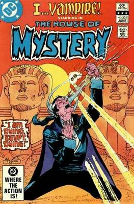 The House of Mystery (Grapa) #305