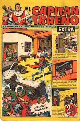 El Capitán Trueno Extra (Grapa, 40 páginas (1960-1968)) #49