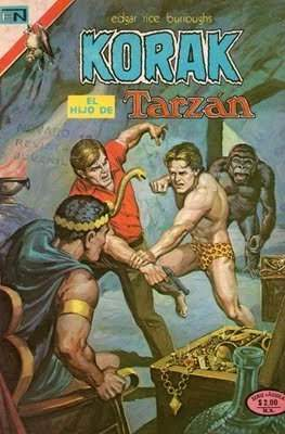 Korak, el hijo de Tarzán (Grapa 36 pp) #39