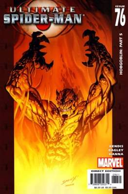 Ultimate Spider-Man (2000-2009; 2011) (Comic-Book) #76