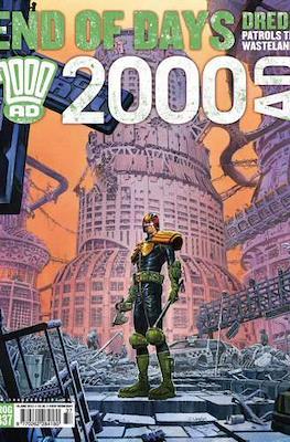2000 AD (Magazine) #1837