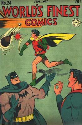 World's Finest Comics (1941-1986) (Comic Book) #24