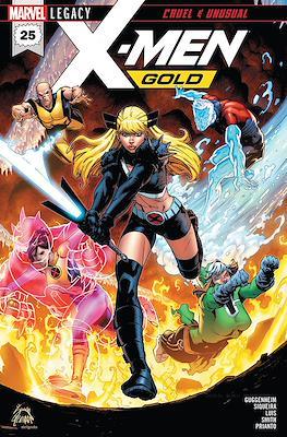 X-Men Gold (Comic Book) #25