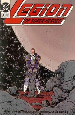 Legion of Super-Heroes Vol. 4 (1989-2000) #3