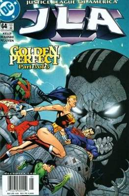JLA Vol. 1 (1997-2006) (Comic-Book) #64