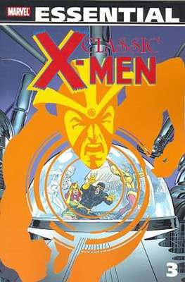 Essential Classic X-Men (Softcover) #3