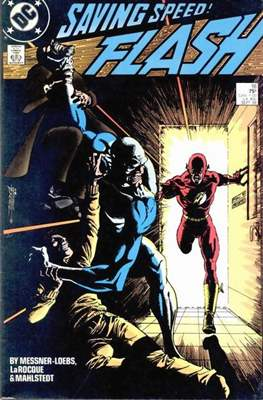 The Flash Vol. 2 (1987-2006) (Comic Book) #16
