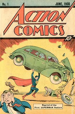 Action Comics Vol. 1 (1938-2011; 2016-... Variant Covers) (Comic Book) #1.3