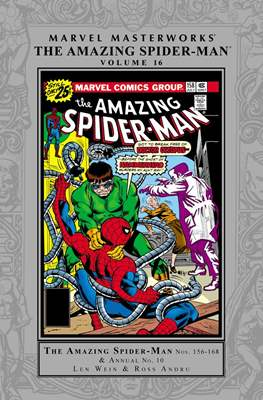 Marvel Masterworks: The Amazing Spider-Man (Hardcover) #16