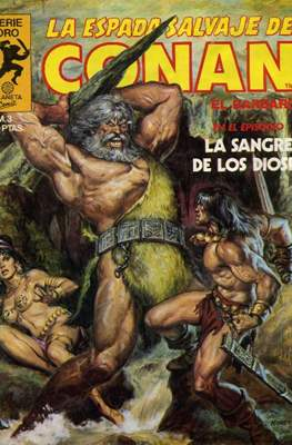 La Espada Salvaje de Conan. Vol 1 (1982-1996) #3