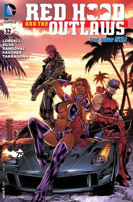 Red Hood and the Outlaws (2011-) New 52 (Comic-Book) #32