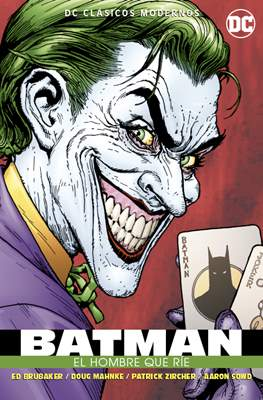 Batman: El Hombre que Rie