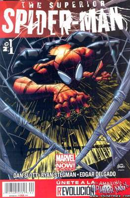 The Superior Spider-Man (Grapa) #1