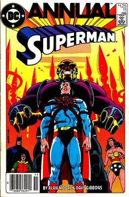 Superman Vol. 1 Annual (1960-1986) #11
