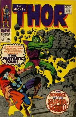 Journey into Mystery / Thor Vol 1 #142