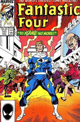 Fantastic Four Vol. 1 (1961-1996) (saddle-stitched) #302